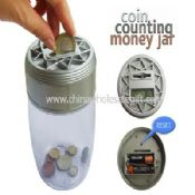 Auto Counting Money Jar images