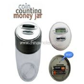 Digital Counting Money Jar images