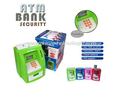 Mini security ATM Bank