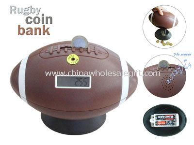 Ruby Auto Counting Coin Bank
