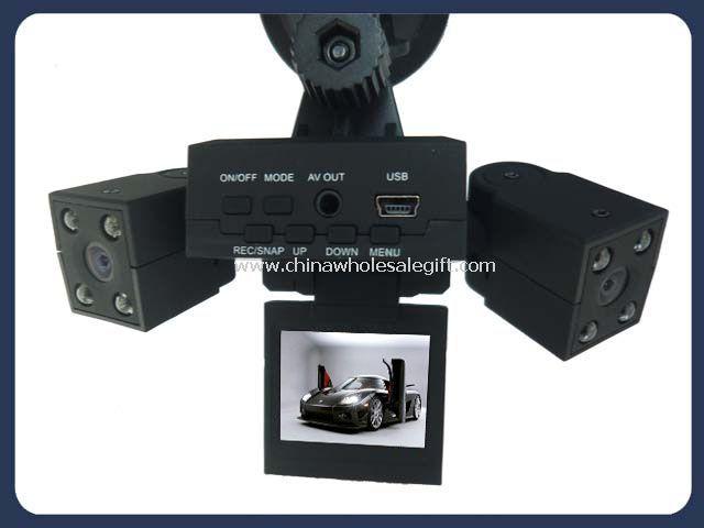 Dual Cameras Car DVR