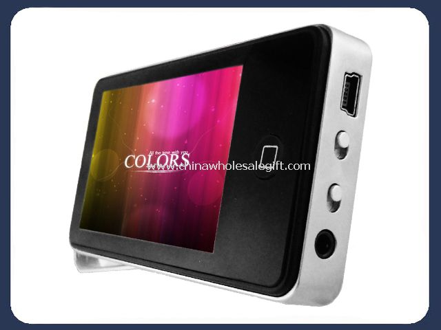 3.0 inch TFT screen MP5 Players