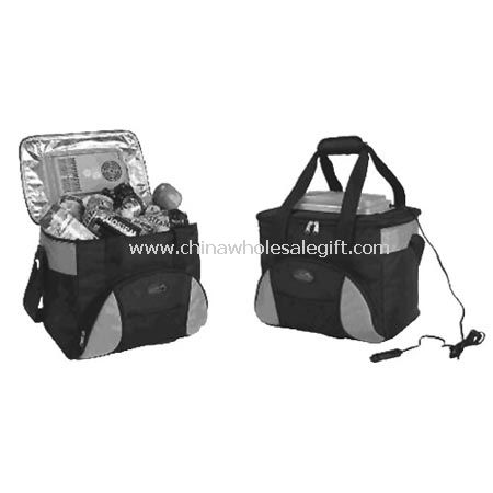 Picnic thermoelectric bag for 4 persons