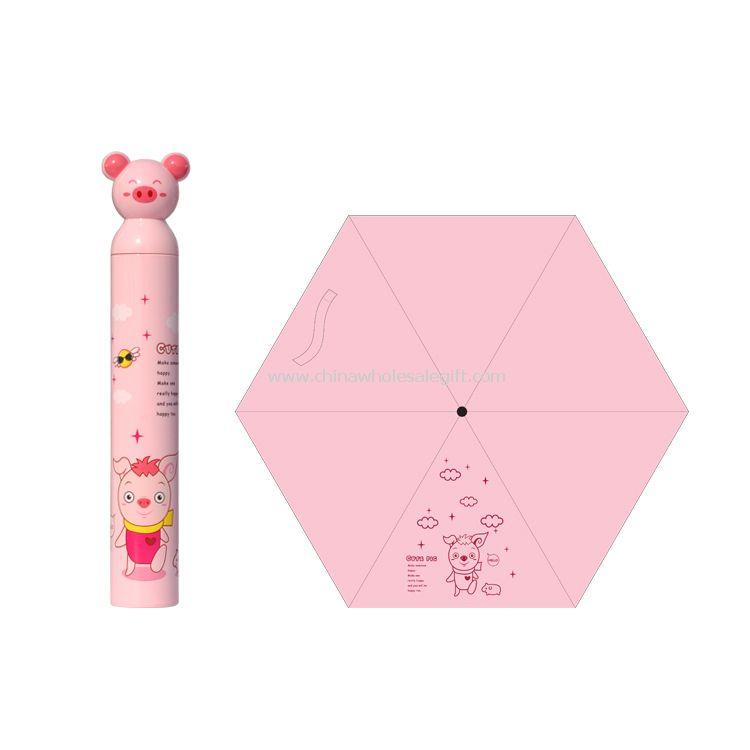 Cartoon Pig umbrella
