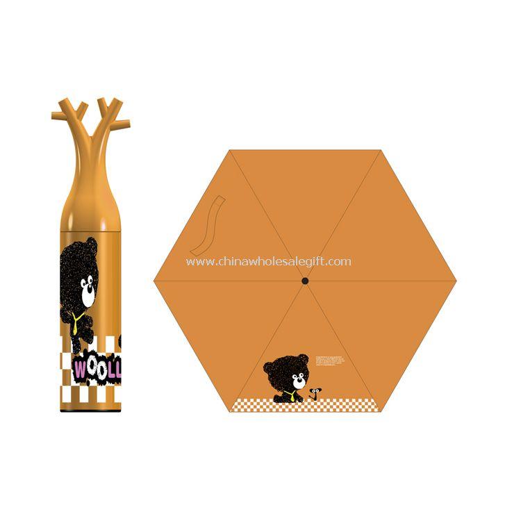 Black Bear Tree Umbrella