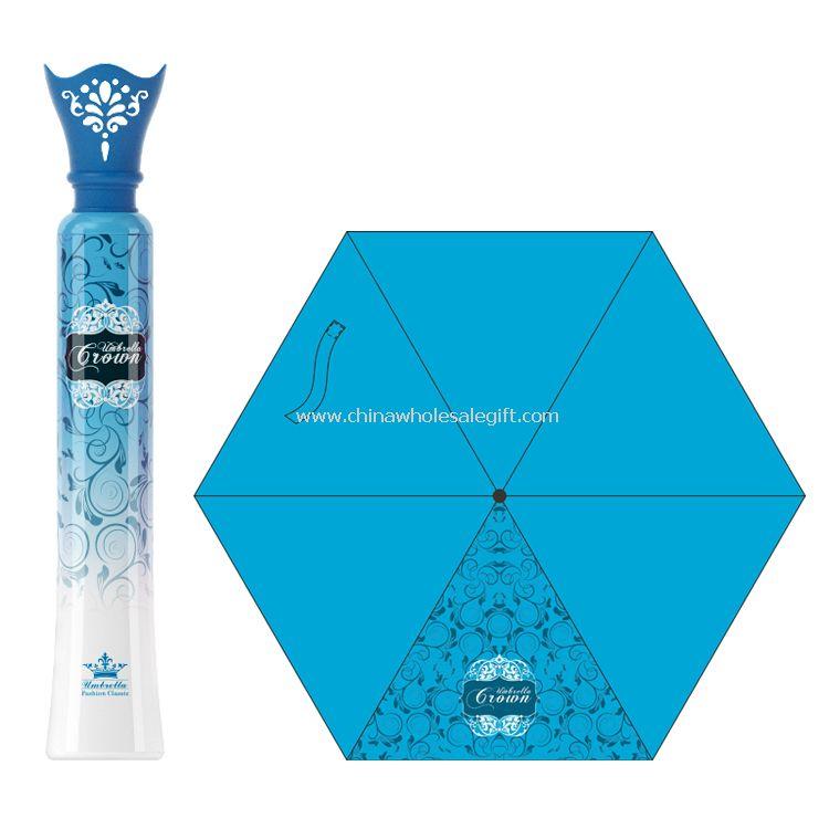 Blue Crown Umbrella
