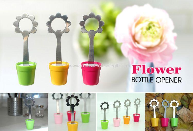Flower Shape Bottle Opener