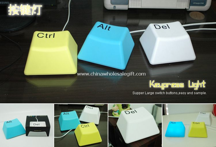 Keypress Light
