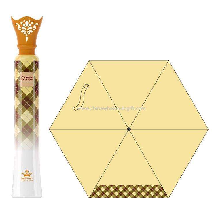Yellow Crown Umbrella