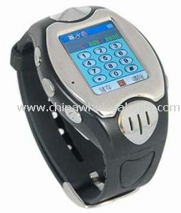 Bluetooth 2.0 watch mobile phone