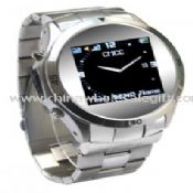 watch mobile phone with MP3/MP4 Player images