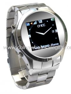 watch mobile phone with MP3/MP4 Player