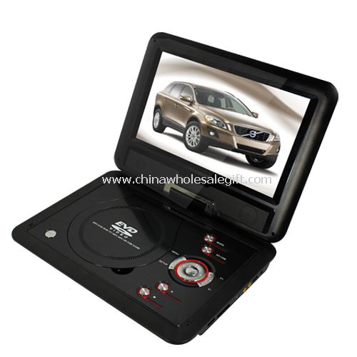 180 rotating DVD Player