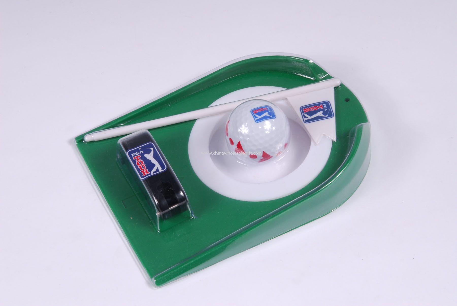 Golf Laser Putter Trainer Set