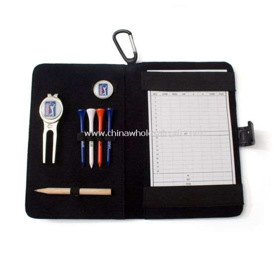 Golf Leather Organizer