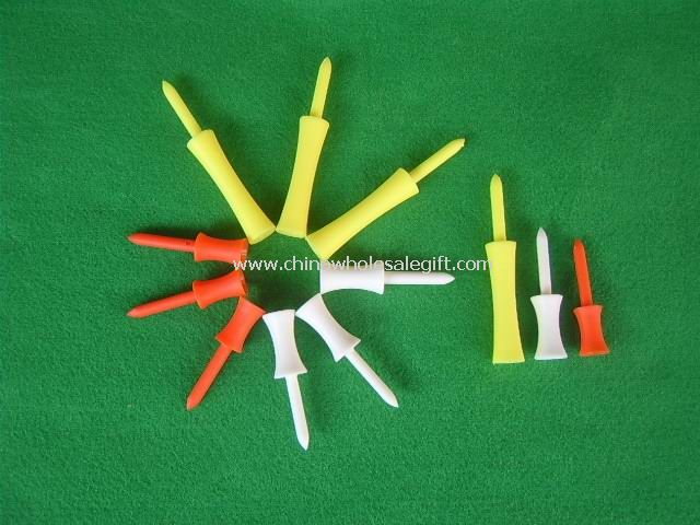 Golf Plastic Step Tees