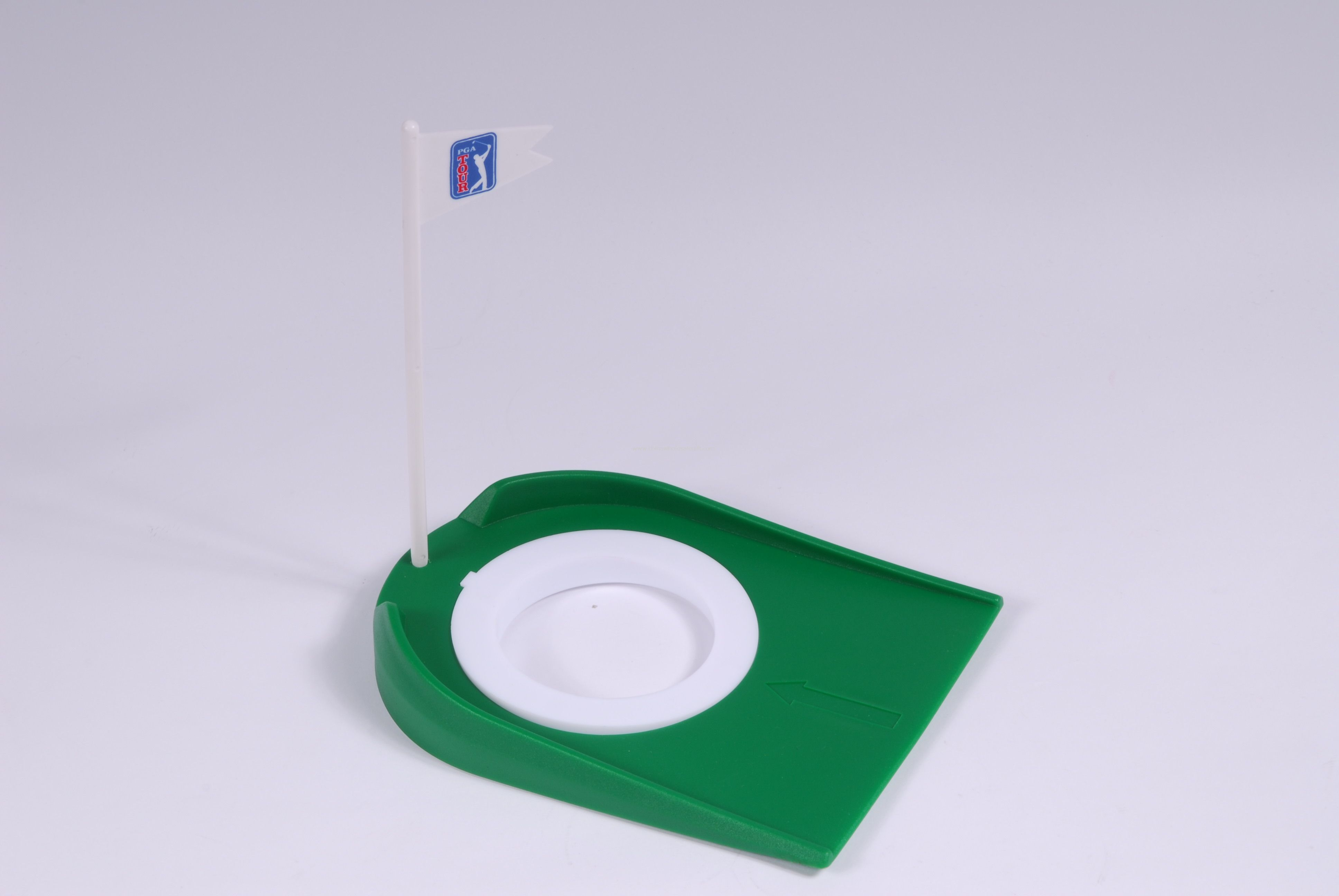 Deluxe Golf Putting Cup