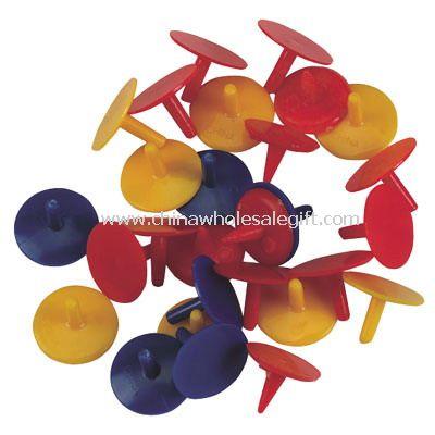 Golf Plastic Ball Marker