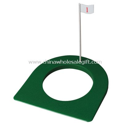 Golf Plastic Putting Cup