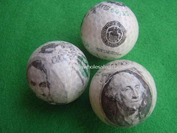 Golf Money Ball