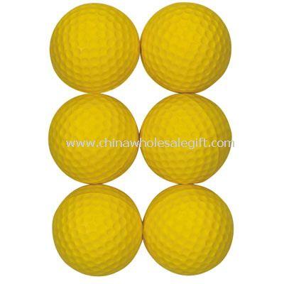 PU Practice Golf Ball