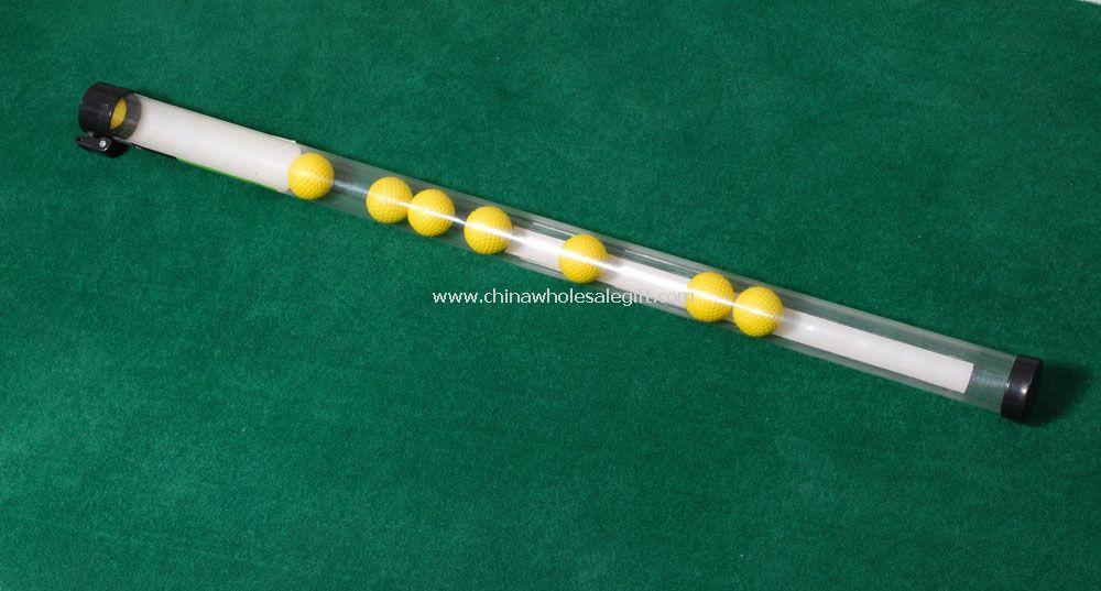 Golf shag tube