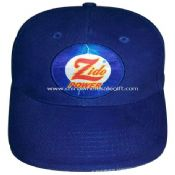 Gift sports cap with embroidery images