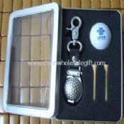 Golf Clip Watch Gift Set images