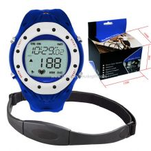 Wireless heart rate monitor watch images