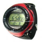 Solar powered sport watch images
