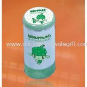 Round Beverage Cans images