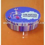 Round Candy Tin images