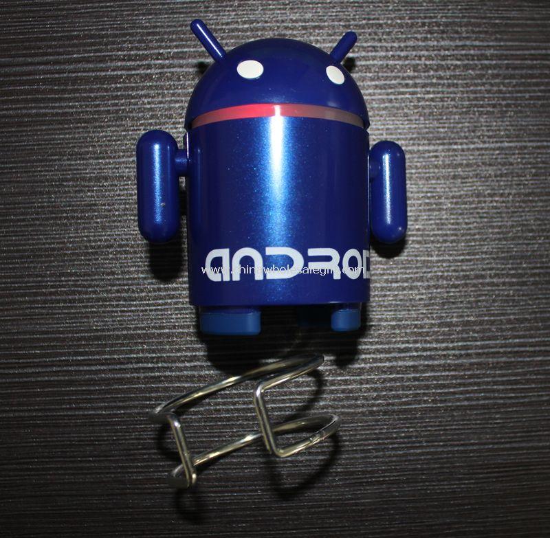 Android robot stylish  Card reader speaker