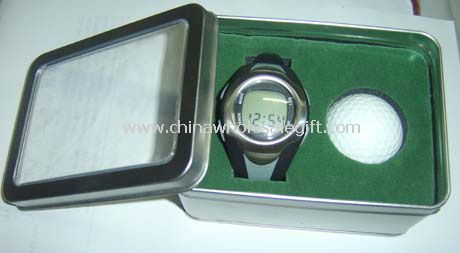 Golf Counter Watch Ball Set