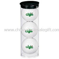 Logo Par Pack with 3 Golf Ball Tube