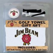 Golf Gift Set with Golf Towel images