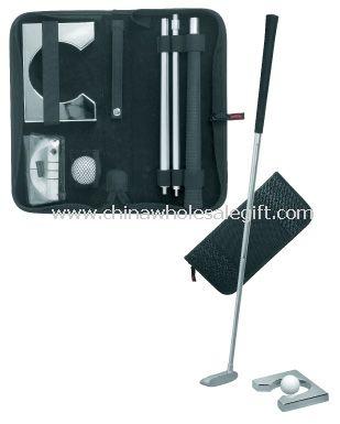 Deluxe Metal Golf Gift Set