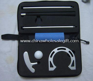 Deluxe Metal Golf Set