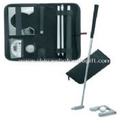 Deluxe Metal Golf Gift Set images