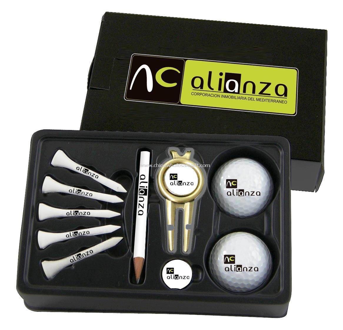 Golf Promotion Gift Set