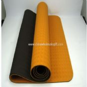 Double Layer TPE YOGA MAT images