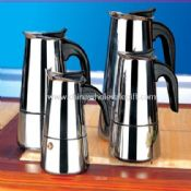 Stainless steel Coffee Maker images