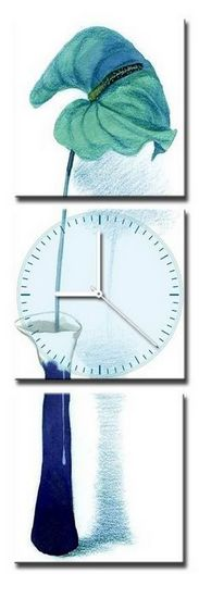 Art and Craft clocks