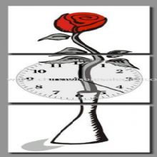 Wall PAINTING  clocks images