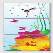 Decoration wall clock images