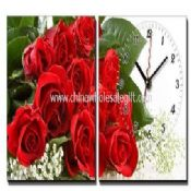painting wall clock images
