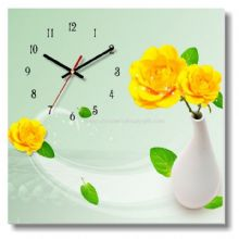 Craft gift decor painting wall clocks images