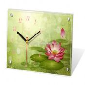 Advertising gift decoration table clock images