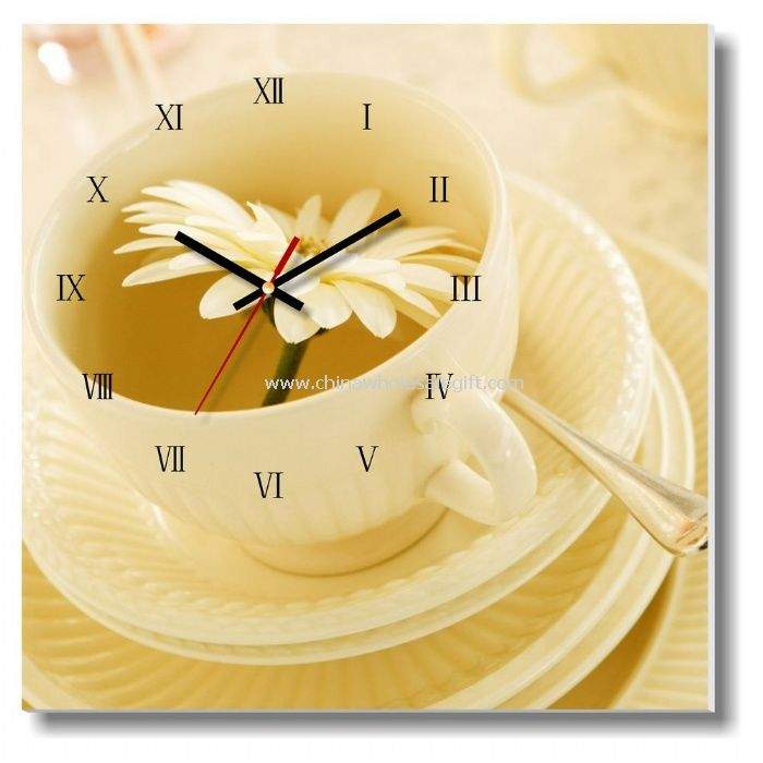 Marketing products painting wall clocks