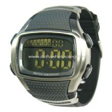 Digital LCD watch images